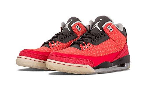 Nike Air Jordan 3 Retro DB 'Doernbecher' Varsity Red/Black/Silver Trainer red