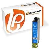 Bubprint Druckerpatrone kompatibel für Epson T2702 T2712 27XL für Workforce WF-3620DWF WF-3620WF WF-3640DTWF WF-7110DTW WF-7610DWF WF-7620DTWF Cyan