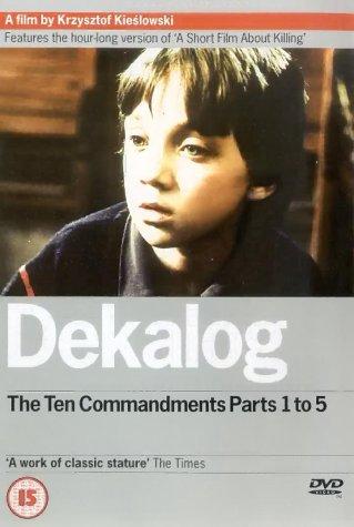 The Ten Commandments - Parts 1-5