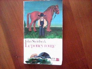 Le poney rouge par John Steinbeck
