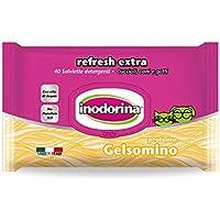 Inodorina Salviette Detergenti Gelsomino