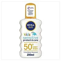 NIVEA Sun Kids Sensitive Spray Spf 50+