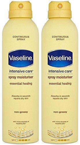 vaseline-spray-go-body-moisturiser-2-x-190ml-essential-healing-non-greasy