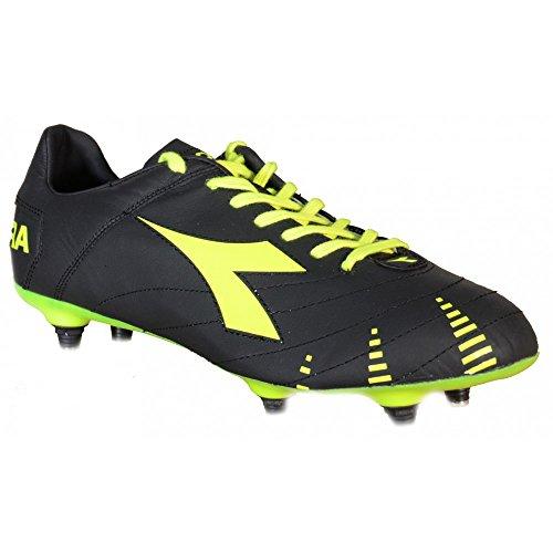 Diadora , Chaussures de foot pour homme Noir - Nero
