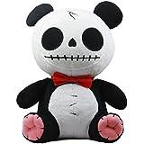 Ebros Furry Bones Skeleton Pandie Giant Panda Plush Toy Doll Collectible Kung Fu Master Po