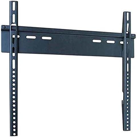 Soporte del reloj Fácil Cuatro montaje en pared 51-94 cm (20-37 pulgadas) Carga máxima 40 kg pared Liquidación 25 mm Negro