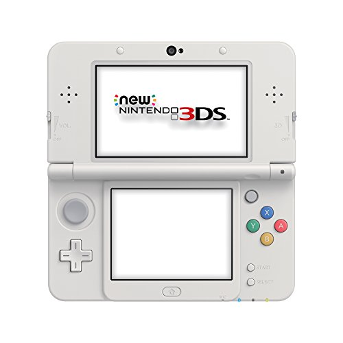 Nintendo Handheld Console 3DS - New Nintendo 3DS - White
