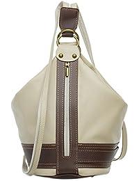 Amazon.es  Beige - Shoppers y bolsos de hombro   Bolsos para mujer ... f9835d1636c3