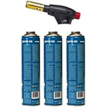 Rothenberger rofire - Pack soplete piezo+3 multigas