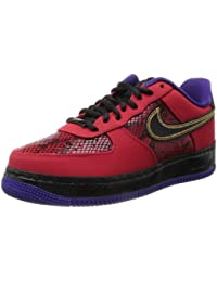 Nike Air Force 1 UltraForce Low Herren Rot Weiß Rot 818735 602