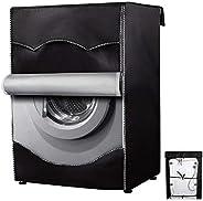 Machine à Laver Couvrir Housse de lave-linge étanche pour pare protège bien mon sèche linge (color -6, XL(60x6