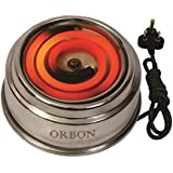 ORBON 500 Watt Junior Steel G Coil Stove Hot Plate Induction Cooktop/Induction Cookers/Electric Cooking Heater/Induction Radient Cooktop (Made In India)(Huge Diwali Discount & Free Shipping)
