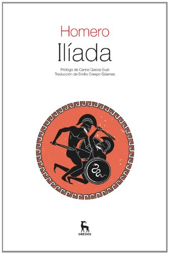 Ilíada (TEXTOS CLÁSICOS) por PSEUDONIMO HOMERO