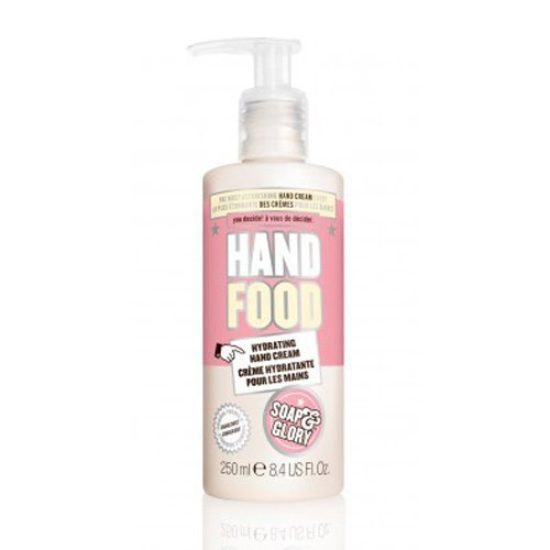 Soap And Glory Hand Food Hand Cream Lotion Hydrating Hand Cream Pump 250ml
