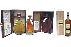 Idea Regalo - Distillerie Beccaris - Linea Stravecchia Grappa Senza Età 3 lt. Con Cofanetto Legno