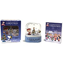 A Charlie Brown Christmas Snow Globe (Miniature Editions)