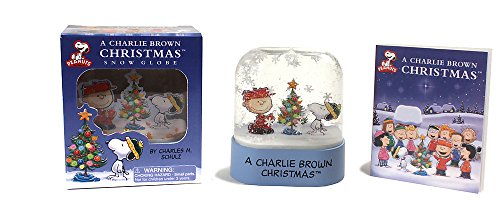 Zoom IMG-1 a charlie brown christmas snow