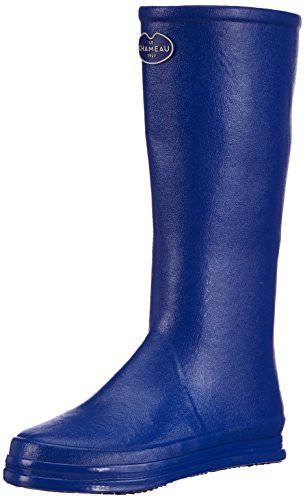 Le Chameau Country, Bottes femme Bleu (Bleu Marine)