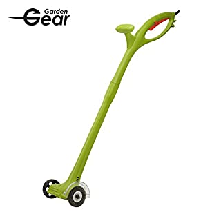Garden Gear Electric Weed Sweeper Clears Drives Patios & Paving Moss Dirt,140 Watts.