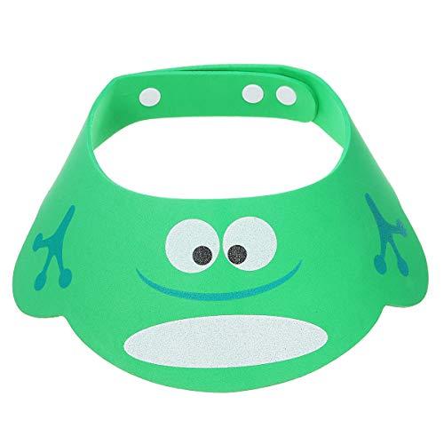 MASUNN Ducha De Baño Ajustable Champú Tapón De Lavado De Cabello Escudo Sombrero Proteger Las Orejas Ojos Para Niños Bebé