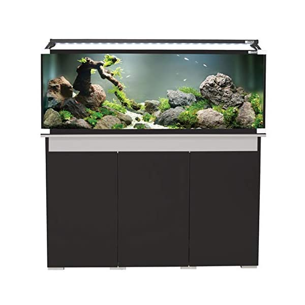 Aqua One Horizon Aquarium Fish Tank & Cabinet 122cm 182L