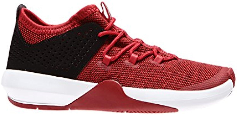 Jordan - Nike Eclipse II Multicolor (Premium Black/Sail//Black) 536699-011 Hombres -