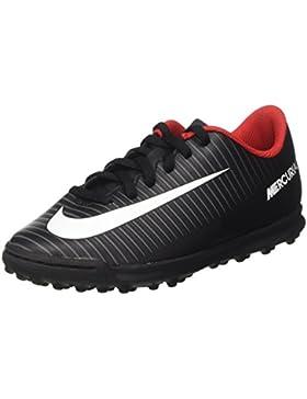 Nike Jr Mercurialx Vortex Iii Tf, Botas de Fútbol Unisex Bebé
