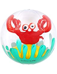 Sunnylife Classic Inflatable Round Beach Ball Summer Pool Toy