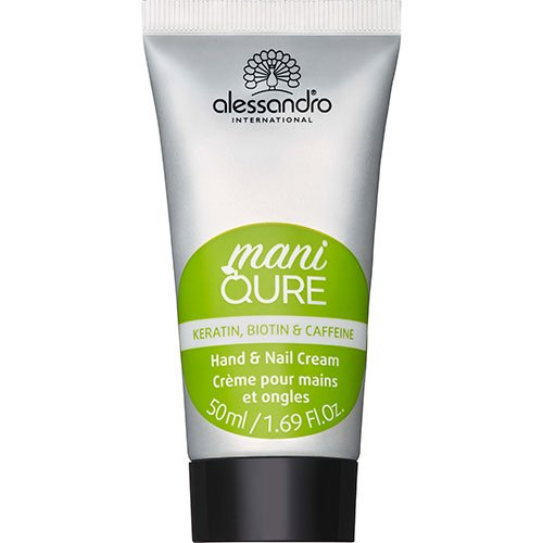 Alessandro International maniQURE Hand- & Nagelcreme