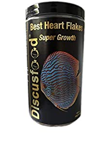 Best Heart Flakes Super Growth 830ml Premium...