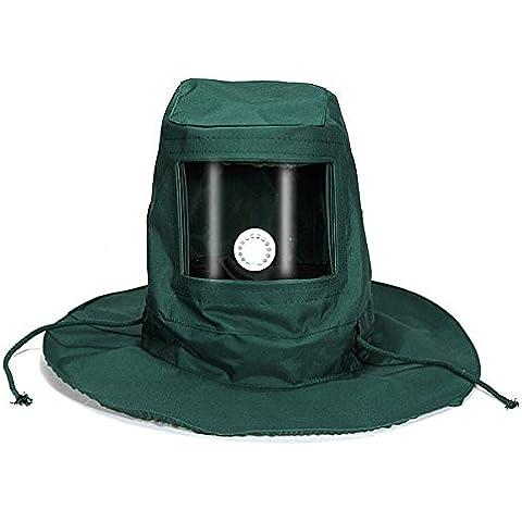 Anti Dust Wind Mask Blasting Hood Sand Abrasive Sandblaster Protective