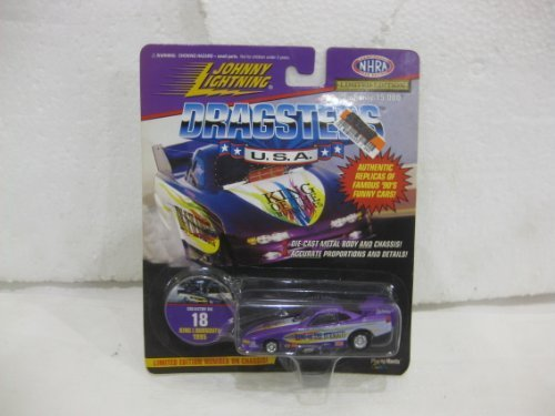 kc-spurlock-1995-king-of-the-burnouts-dodge-avenger-funny-car-nhra-in-purple-diecast-164-scale-drags