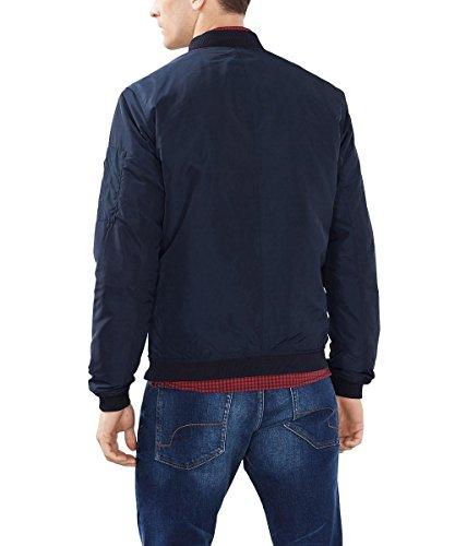 edc by Esprit 086cc2g005, Blouson Homme Bleu (NAVY 400)