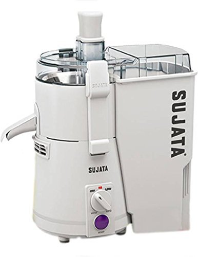 1. Sujata PM 900-Watt Powermatic Juicer