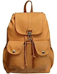 b5b5e5ea897d8c Redlicchi Women s PU Casual Purse Fashion School Leather Backpack Shoulder  Bag Mini Backpack for Women