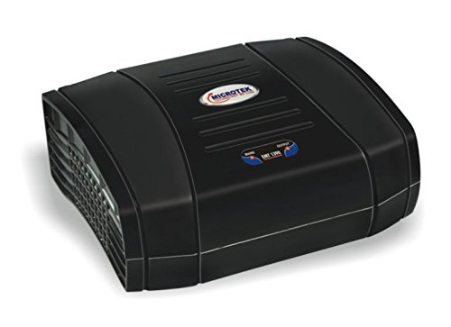 Microtek Emt 2090 Voltage Stabilizer (90v ~ 300v) One Led/lcd/3d Television Upto 107cm + Dvd Or Dth + Home Theater System