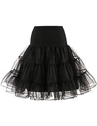 5e9a5d7d5 Amazon.es: capas disfraces negra - Faldas / Mujer: Ropa