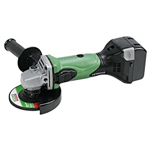 41DZvItWUzL. SS300  - Hitachi tools - Mini-amoladora bateria litio 115mm