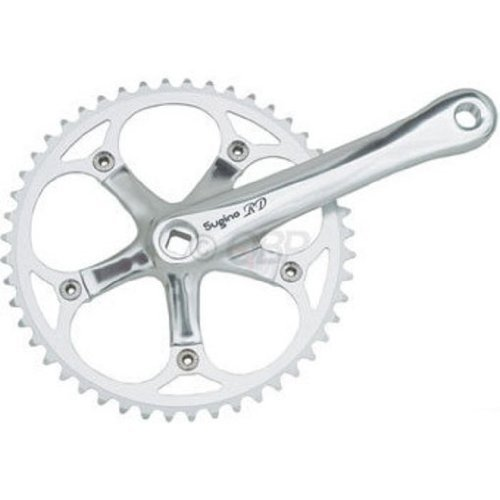 SUGINO SINGLE SPEED 165MM ROAD 48T 3/32 130MM ALLOY BY SUGINO
