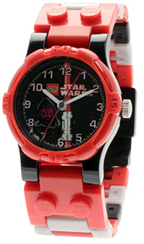 LEGO CT46130 - Pulsera de Juguete Darth Maul Star Wars - Reloj Darth Maul Star Wars