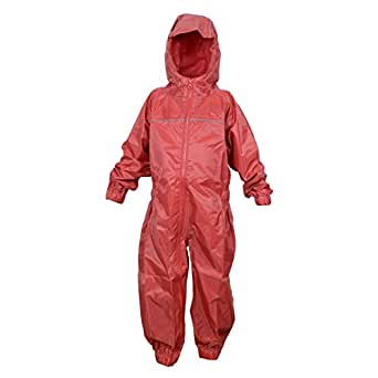 92dbe15d1dc3 DRY KIDS Childrens Waterproof Rainsuit