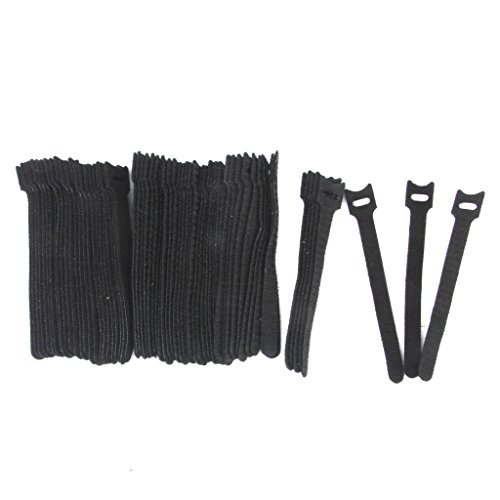 lot-de-50pcs-attache-cble-autoagrippante-en-nylon-noir