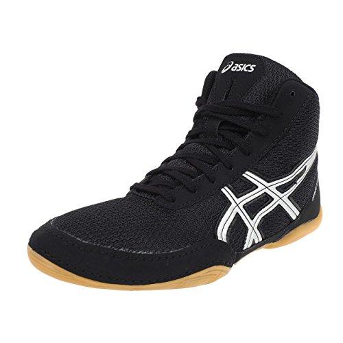 Asics Noosa scarpe running con strappo NERO GIALLO, 33,5 MainApps