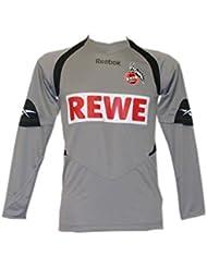 Reebok 1. FC Köln Torwart-Trikot , Größe:S