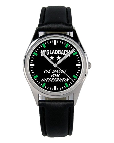 Gladbach Geschenk Fan Artikel Zubehör Fanartikel Uhr B-6035