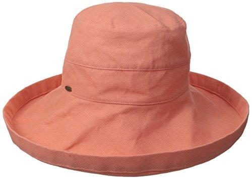scala-new-womens-cotton-big-large-brim-bucket-sun-hat-w-inner-drawstrings-org