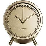 LEFF Amsterdam Reloj De Mesa Tube Bronce