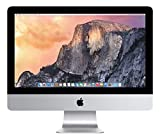 Apple iMac 21.5″ (Late 2013) – Core i5 2.9GHz, 16GB RAM, 256 SSD (Factory fitted) (Refurbished)