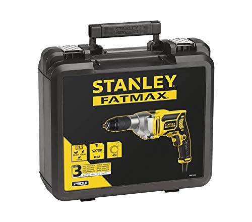 Stanley FatMax–Schlagbohrmaschine FME140K, 750W, Bohrfutter 1,5–13mm