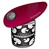 Electric Can Opener, UOKOO Can Opener - Smooth Edge Automatic Tin Opener for Arthritis Individuals, Seniors, Restaurant